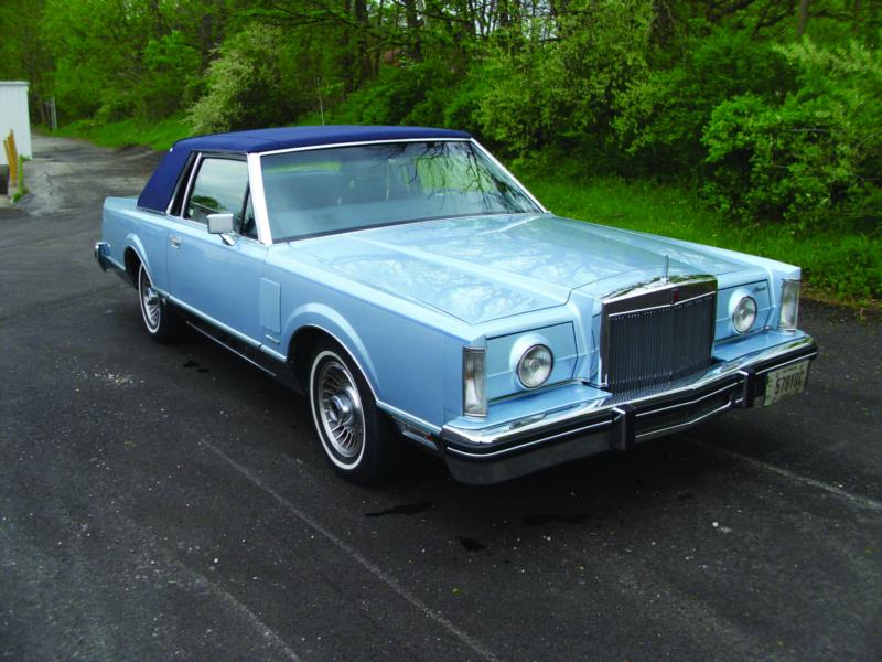 1980 lincoln continental mk vi values hagerty valuation. Black Bedroom Furniture Sets. Home Design Ideas