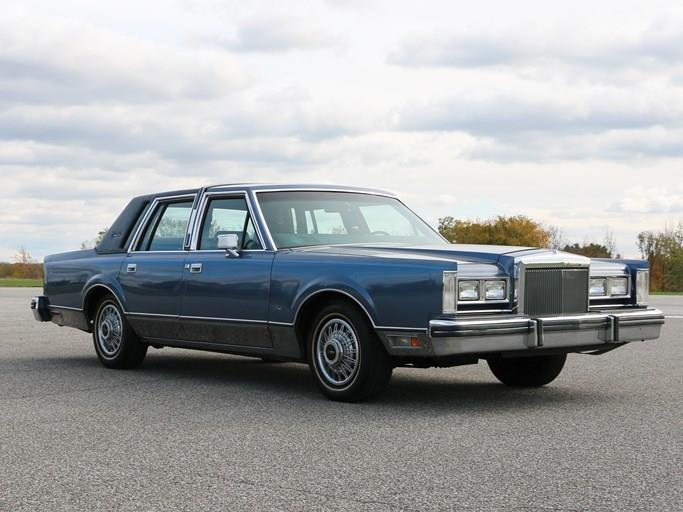 1981 Lincoln Town Car Values Hagerty Valuation Tool