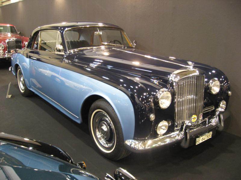 1957 Bentley S1 Continental Values | Hagerty Valuation Tool®