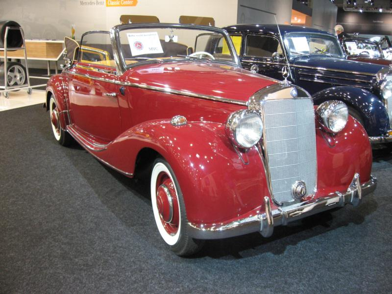 1950 Mercedes-Benz 170S Values | Hagerty Valuation Tool®