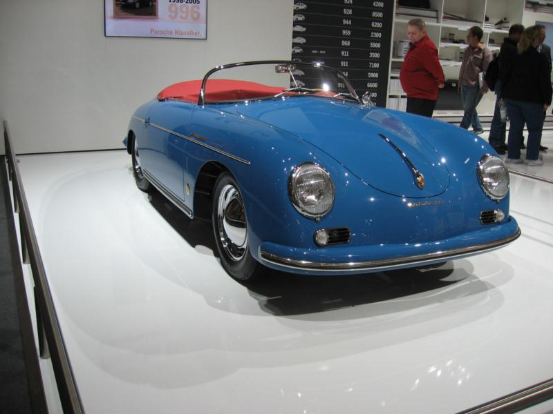 1958 Porsche 356a Values Hagerty Valuation Tool 174