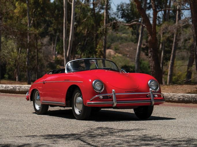 1959 Porsche 356a Values Hagerty Valuation Tool