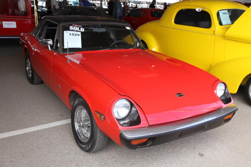 Hagerty Car Value >> 1974 Jensen Healey Mk Ii Values Hagerty Valuation Tool