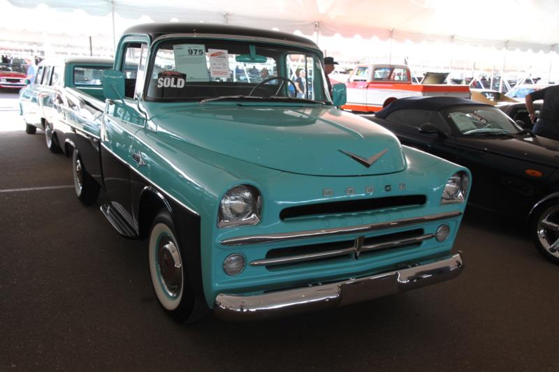 Hagerty Car Value >> 1957 dodge d100 1/2 ton Values | Hagerty Valuation Tool®