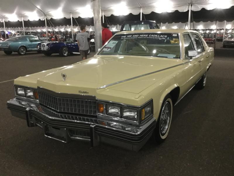 1978 Cadillac Fleetwood Brougham Values | Hagerty Valuation Tool®