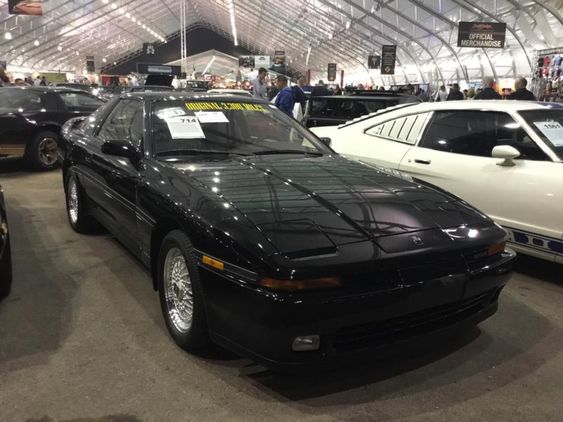 1989 Toyota Supra Mk III Values | Hagerty Valuation Tool®