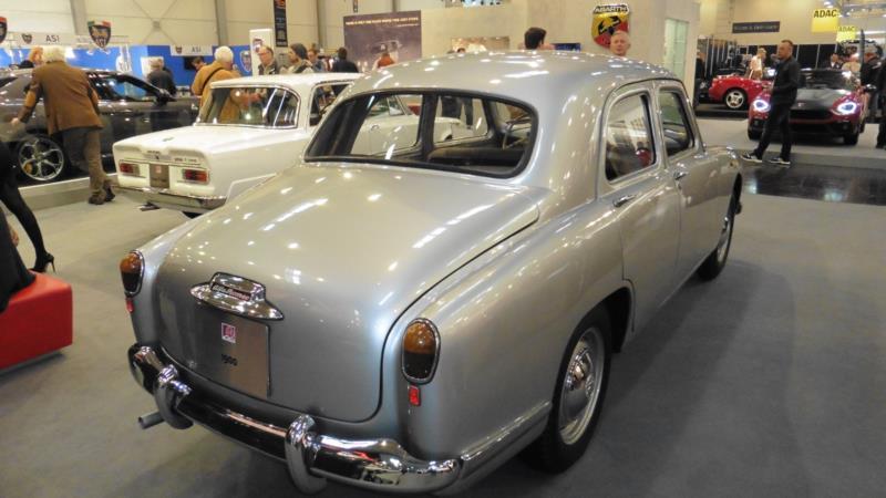 1951 Alfa Romeo 1900 Berlina Values Hagerty Valuation Tool