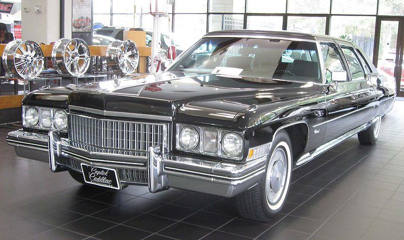 1976 cadillac fleetwood brougham Values | Hagerty Valuation