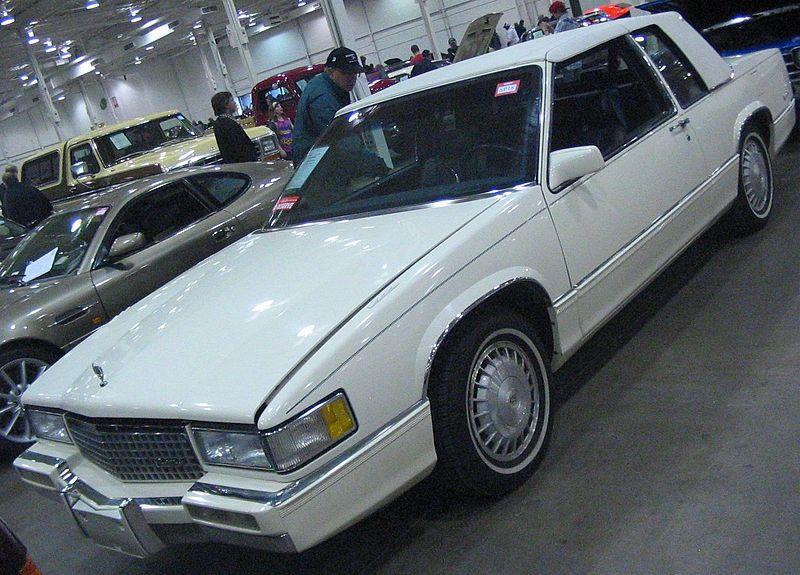 Hagerty Car Value >> 1991 Cadillac DeVille Values | Hagerty Valuation Tool®