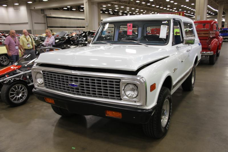 Hagerty Car Value >> 1972 Chevrolet K5 Blazer 1 2 Ton Values Hagerty Valuation
