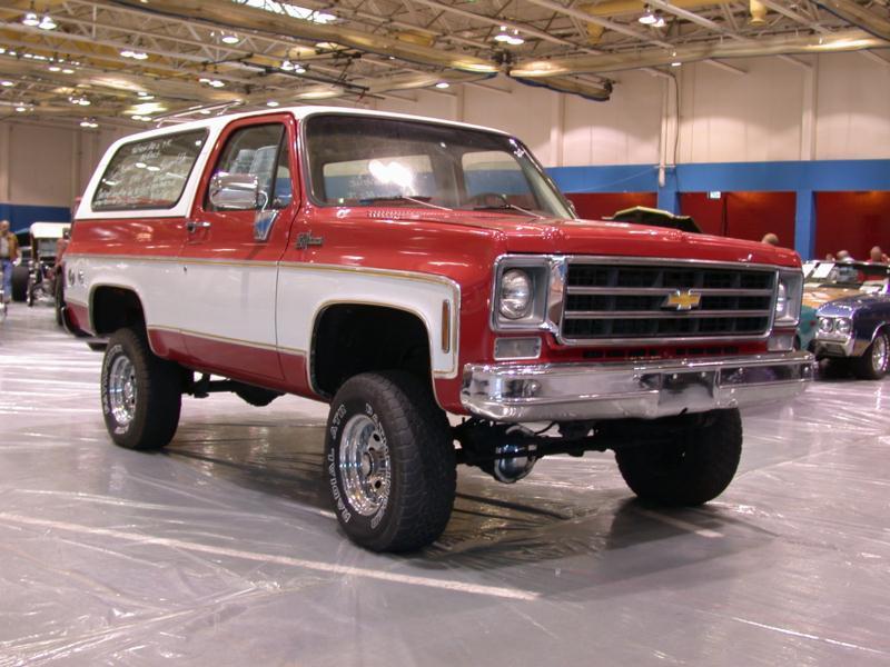1977 Chevrolet C10 Blazer Custom Deluxe Values | Hagerty Valuation ...
