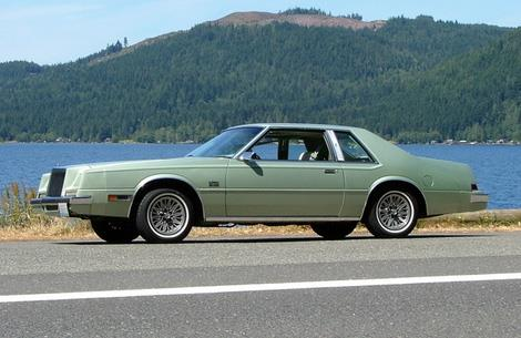 1983 chrysler imperial values hagerty valuation tool. Black Bedroom Furniture Sets. Home Design Ideas