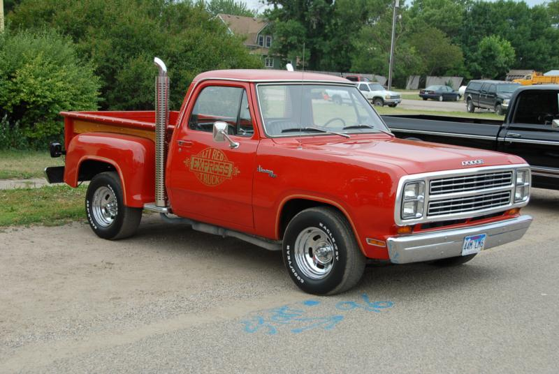 1979 Dodge Lil' Red Express Values | Hagerty Valuation Tool®