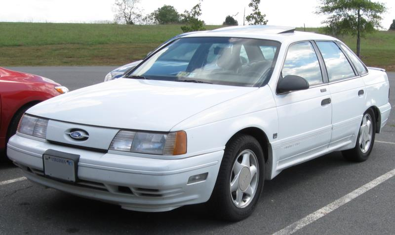 1990 Ford Taurus >> 1990 Ford Taurus Sho Values Hagerty Valuation Tool