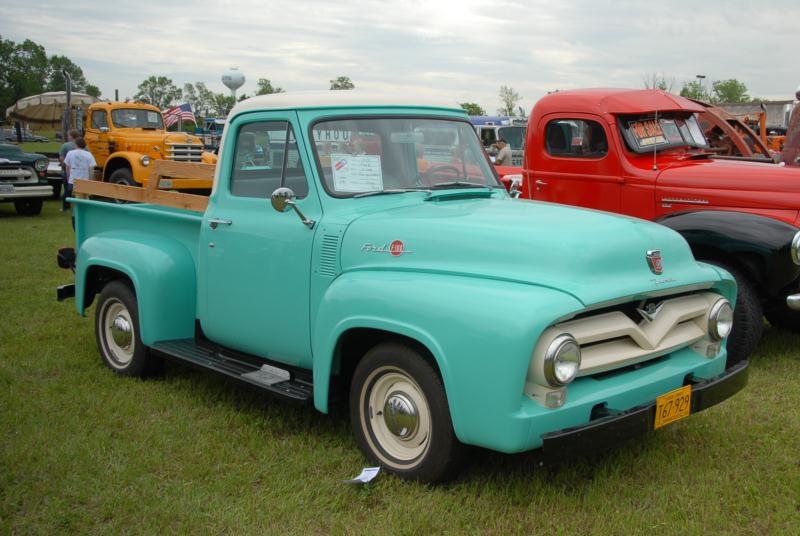 1953 Ford F 100 1 2 Ton Values Hagerty Valuation Tool