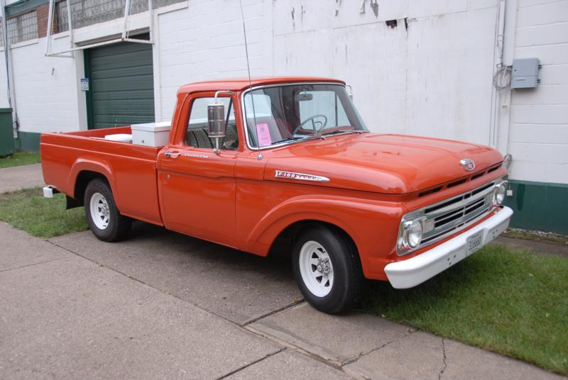 Ford F  Styleside Long Bed