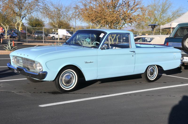 1962 ford falcon ranchero pickup