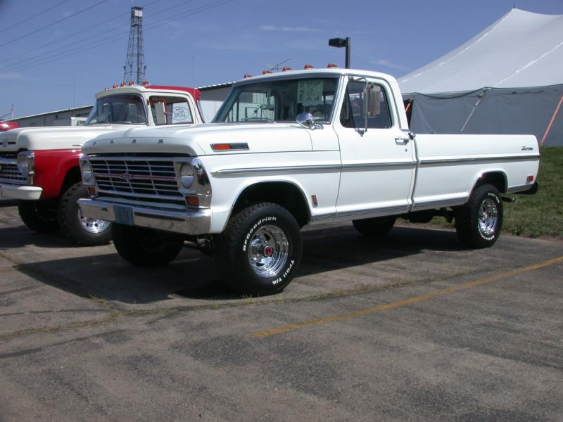 1969 Ford F 100 1 2 Ton Ranger Values Hagerty Valuation