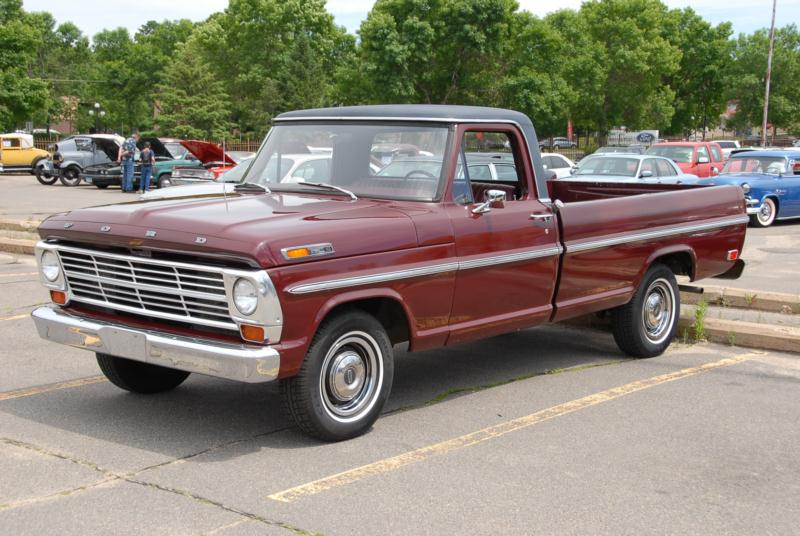 1968 Ford F 250 3 4 Ton Values Hagerty Valuation Tool 174