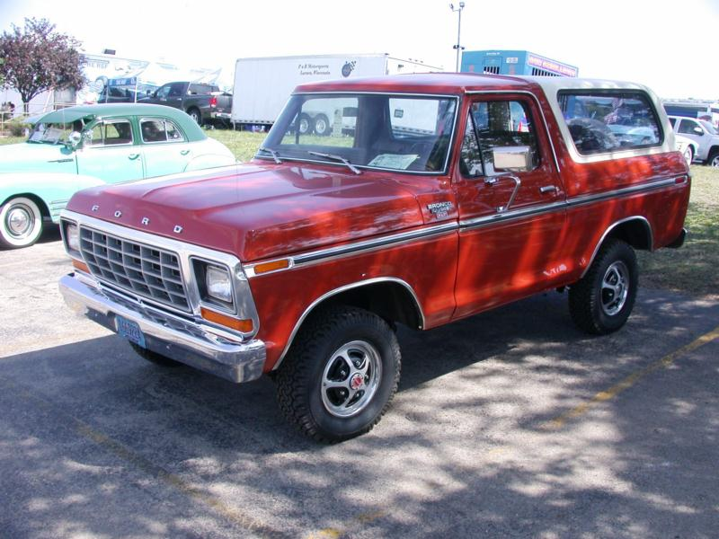 1978 Ford Bronco Custom Values | Hagerty Valuation Tool®
