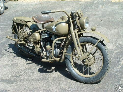 1942 harley davidson wla values hagerty valuation tool. Black Bedroom Furniture Sets. Home Design Ideas