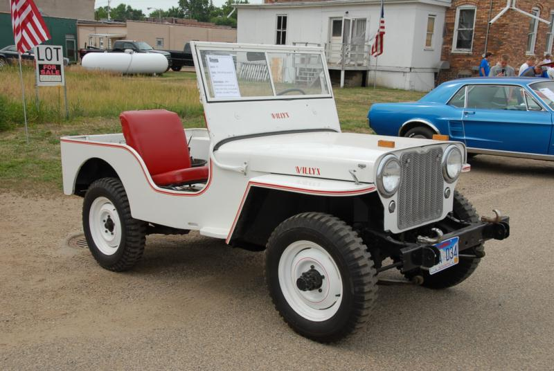 1946 Willys Jeep Cj 2a Truck 1 4 Ton Values Hagerty Valuation Tool