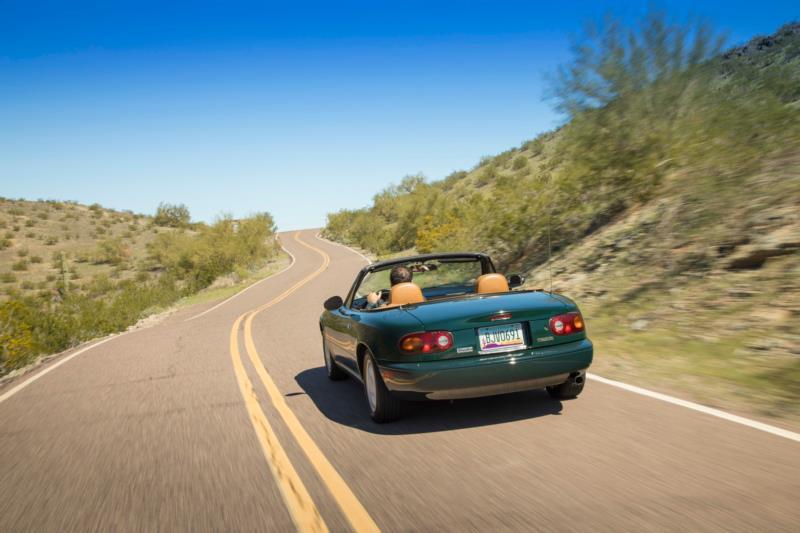 1996 Mazda Mx 5 Miata Values Hagerty Valuation Tool
