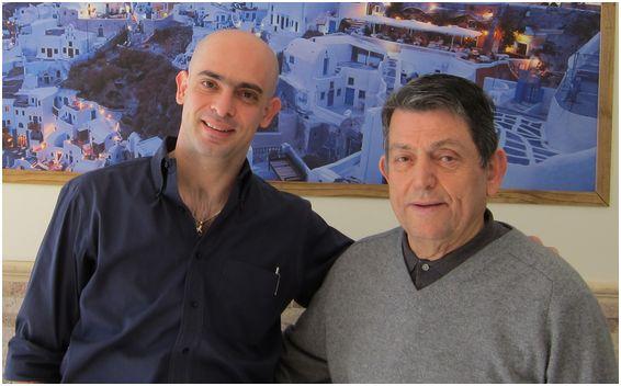 Kostas and Dimitrios