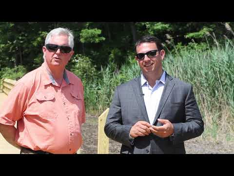 Minute with the Mayor - Beaverbrook Trail