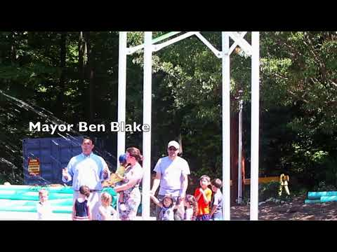 Minute with the Mayor - Eisenhower Splash Pad