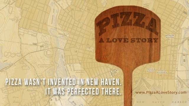 Pizza, A Love Story - TRAILER2019