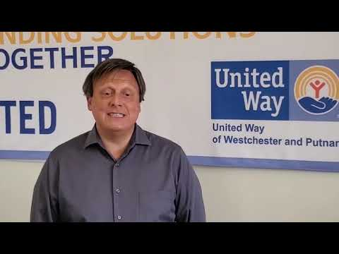 Recognizing Kevin Plunkett, United Way of Westches...