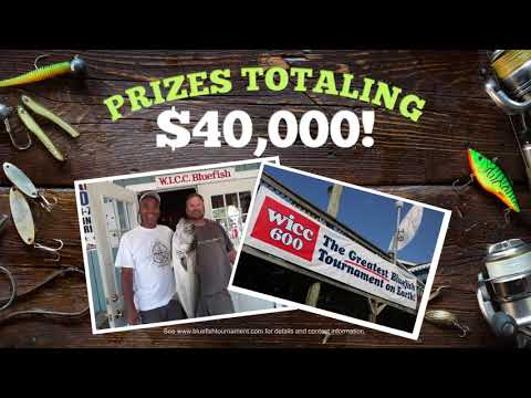 The Greatest Bluefish Tournament on Earth is back!