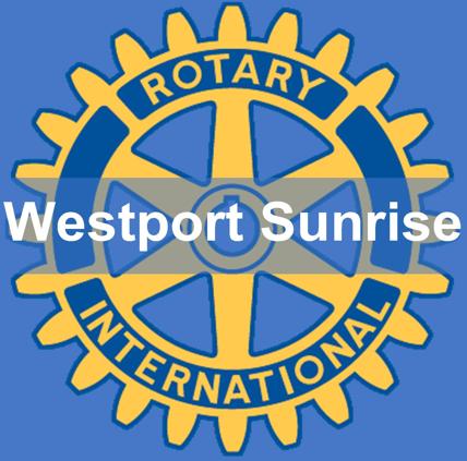 TV Writer Tag Mendillo @ Westport Sunrise Rotary Fri  May 17