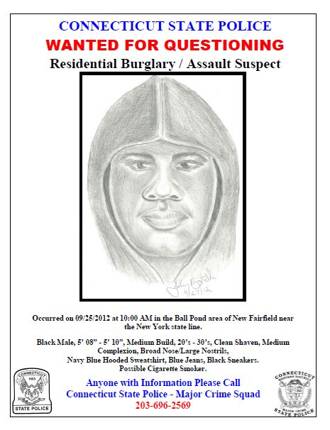 Wanted by Police: Individual responsible for assault of New
