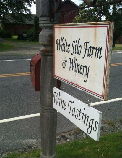 New Fairfield wine