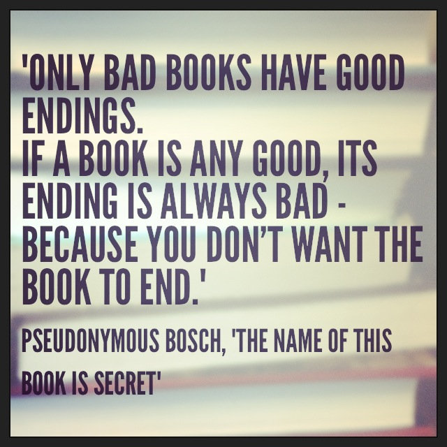 Pseudonymous Bosch