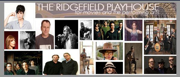 Ridgefield Playhouse new banner