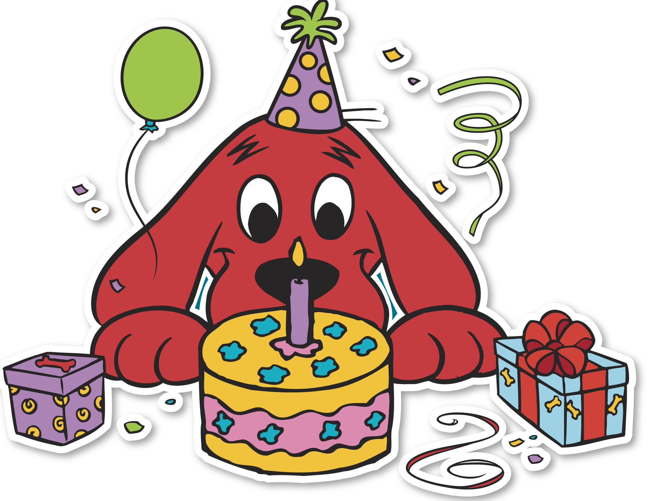 Nf Library Celebrates Imagination Library Birthday With Clifford The