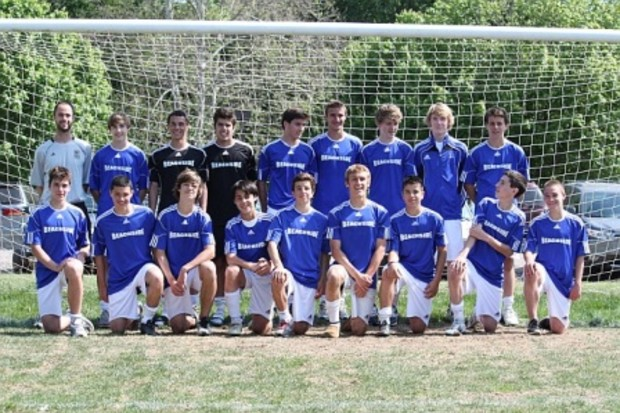 Beachside Soccer Club S Under 15 Boys Team Wins Premier