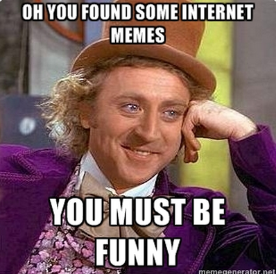 Popular Internet Memes 19 know your meme bingo for teens at fairfield library, march 1