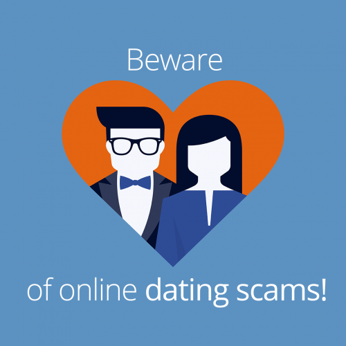 How to avoid scams on dating sites