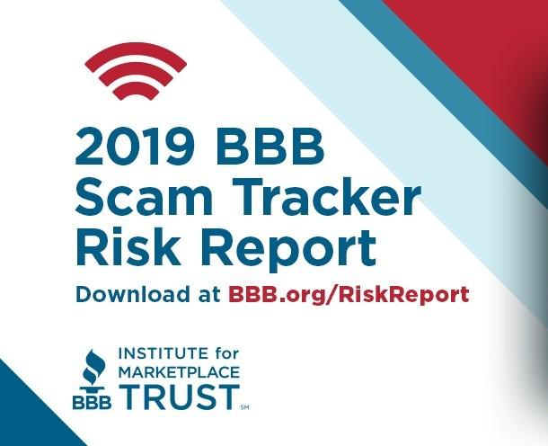 Ct Bbb 2019 Scam Tracker Risk Report