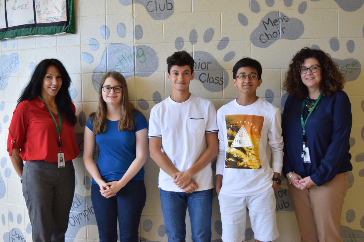 Brewster High School Students Named Commended Students in