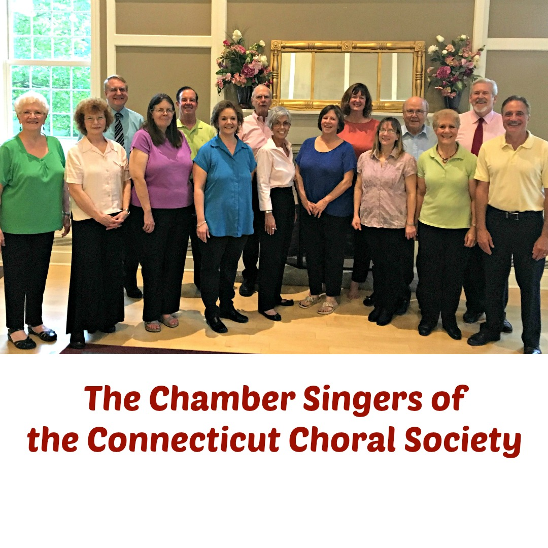 The Chamber Singers of the CT Choral Society