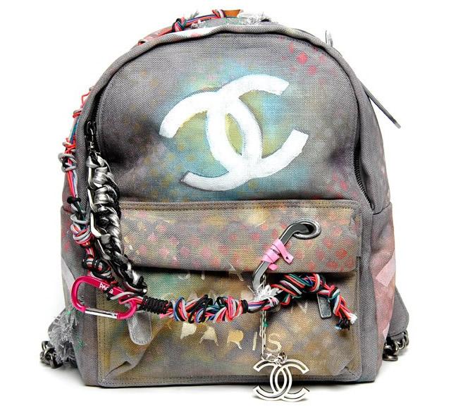 cb2f05a68e New Chanel Bag Elite Meets the Street
