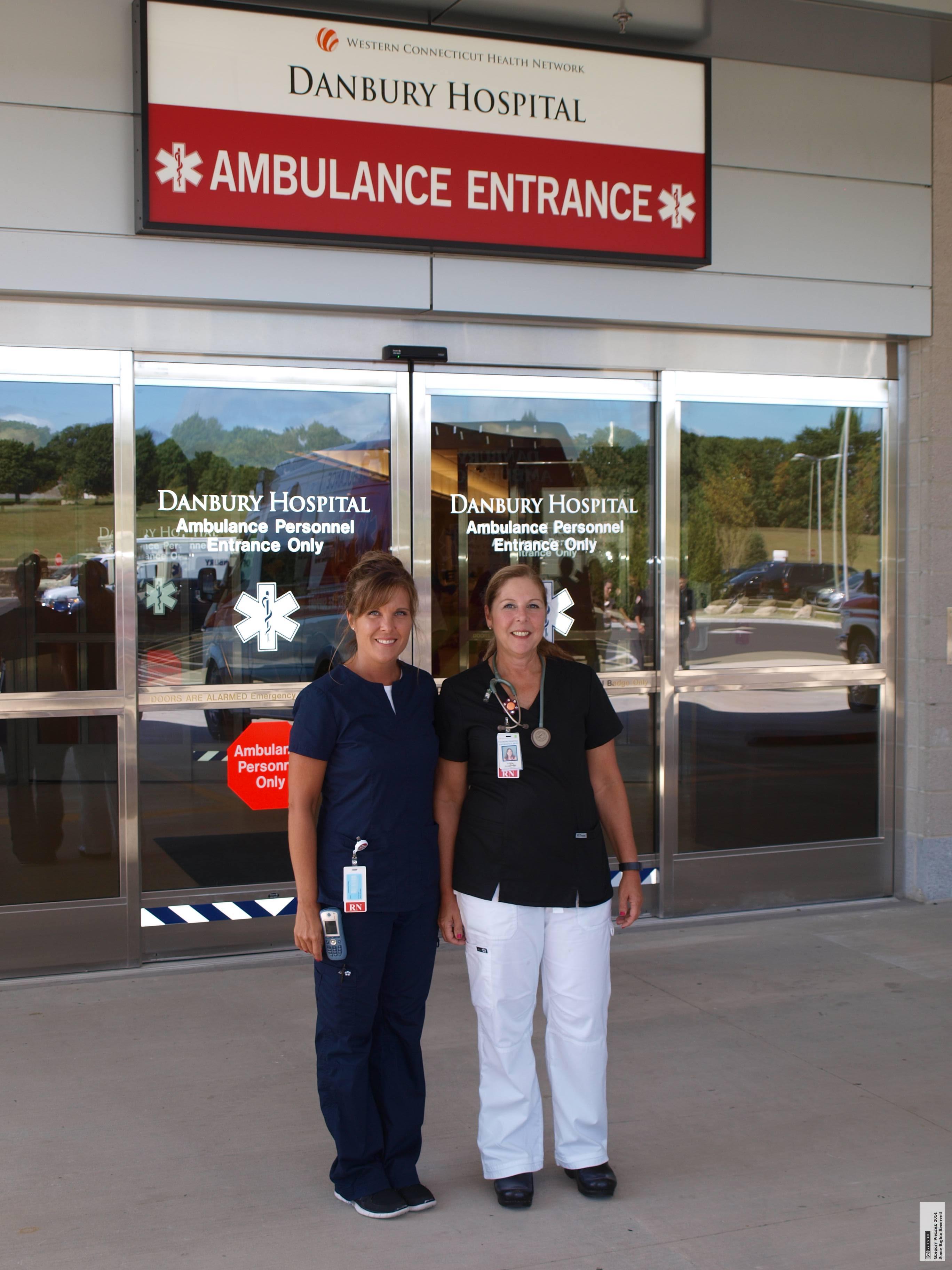 Danbury Hospital opens new Emergency Department today