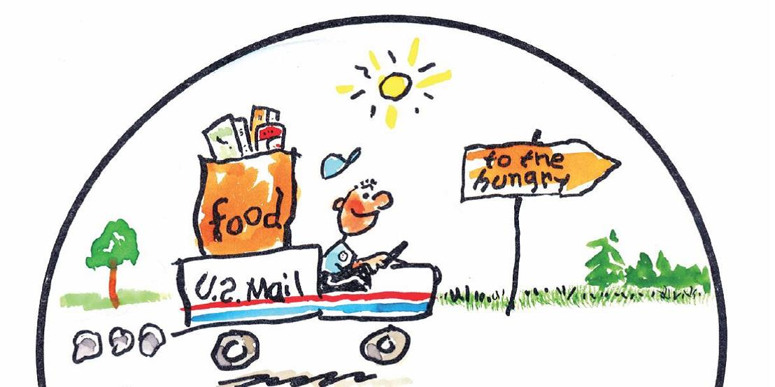 wilton letter carriers annual food drive