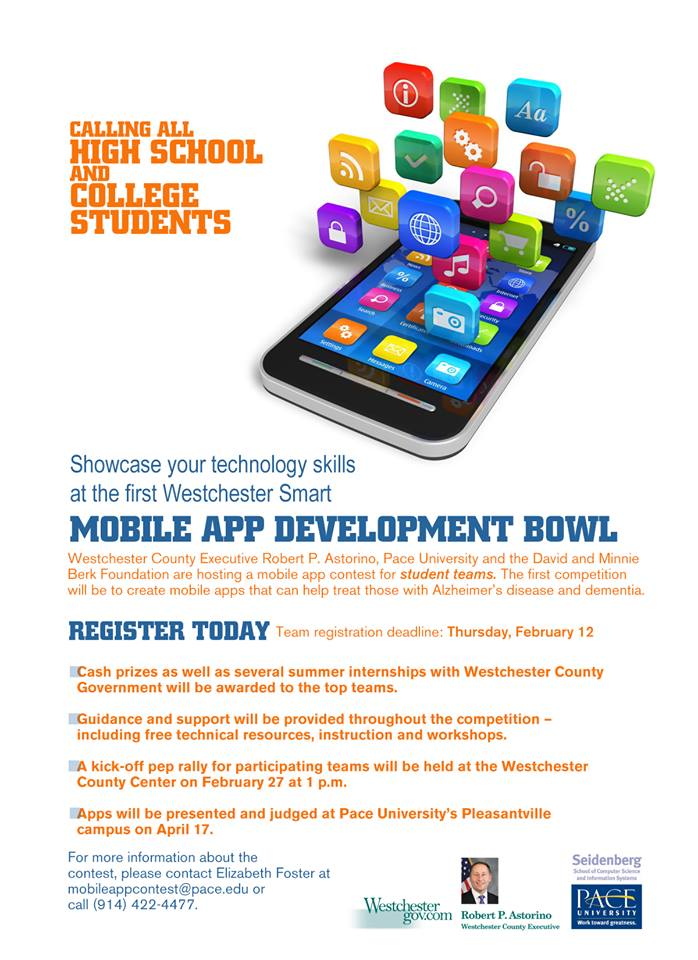Mobile App Development Contest To Begin