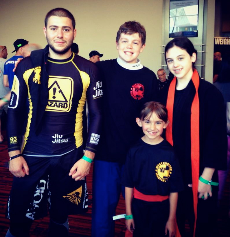 Eastchester Martial Arts School Turns Out Winners at North American